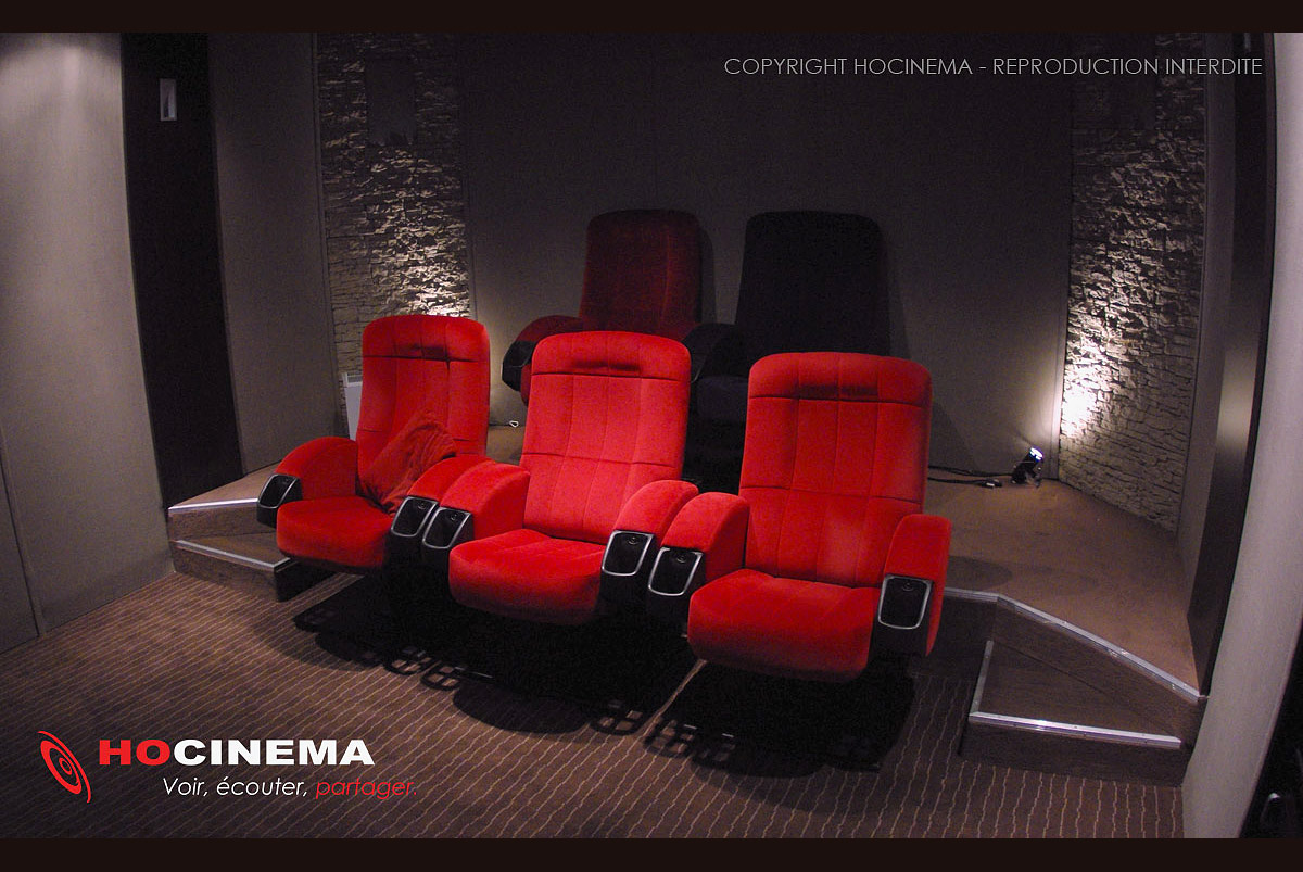 fauteuil cinema home cinema volanis 2. Black Bedroom Furniture Sets. Home Design Ideas
